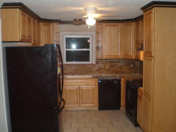 Kraftmaid Maple Cabinets