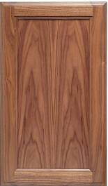 Sierra Walnut Door