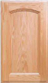 Chablis Red Oak Door