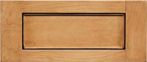 Denmark 5 pc. Maple Drawer Front